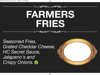 Farmer fries